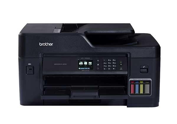 Đánh giá máy in Brother T4500DW