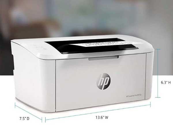 Tìm hiểu về thiết bị máy in HP M15W