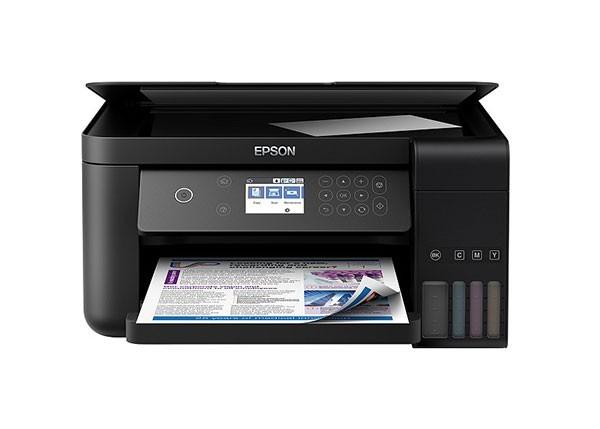 Tìm hiểu chi tiết về máy in Epson L6160