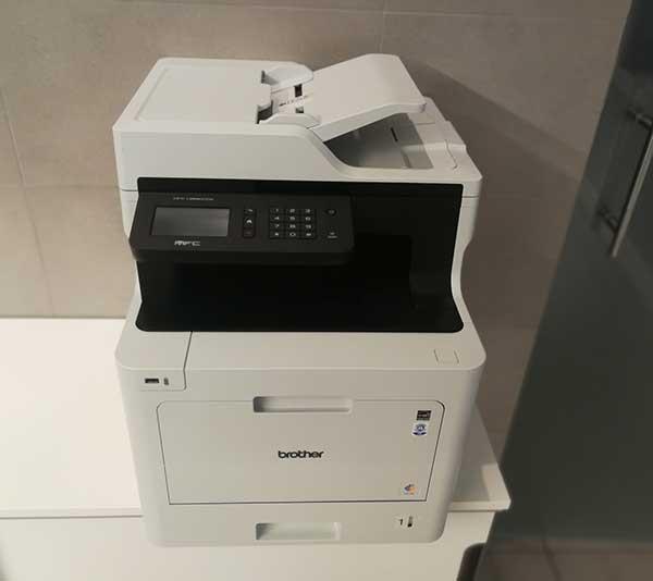 Thiết kế máy in Brother MFC-L8690CDW