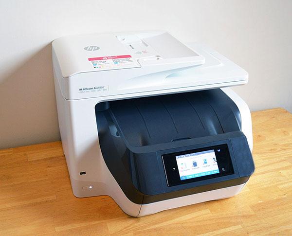 Giới thiệu máy in đa chức năng HP