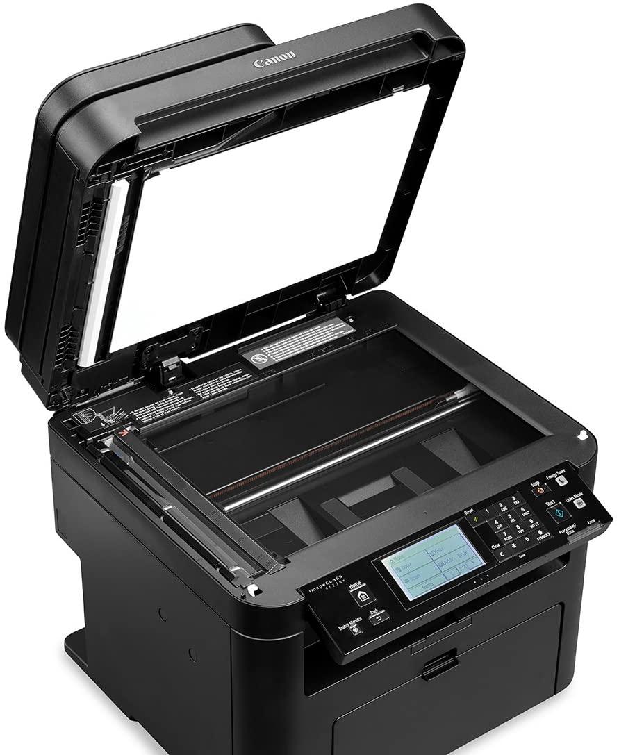 Máy in laser đen trắng đa chức năng Canon MF236n có khay adf chất lượng tại quận 3