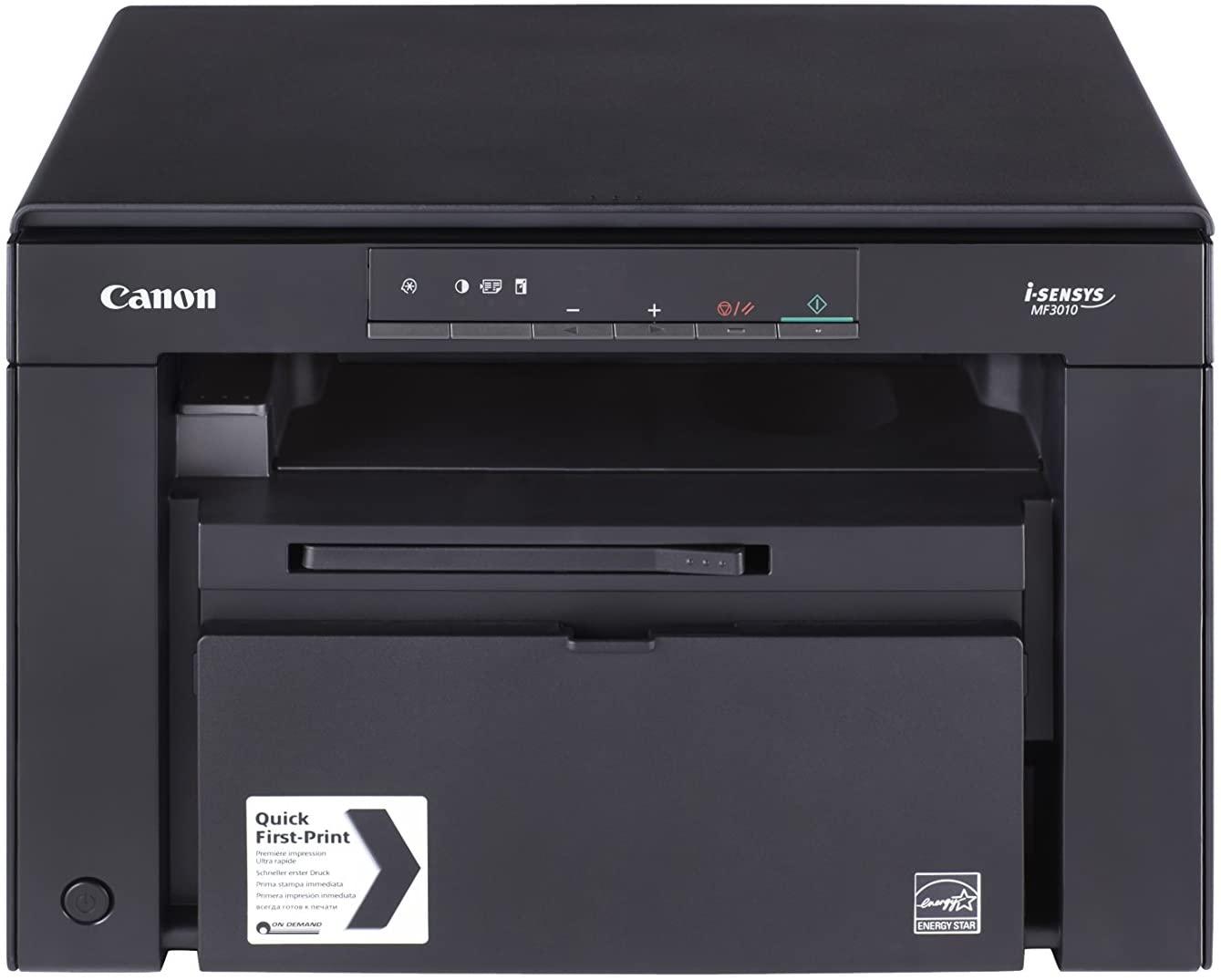 Máy in laser đen trắng đa chức năng Canon MF3010AE (in, scan, copy) giá rẻ uy tín tại Tp. HCM