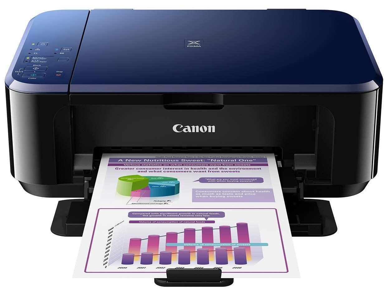 Máy in đa chức năng phun màu Canon E560 sp chính hãng tại Toàn Nhân