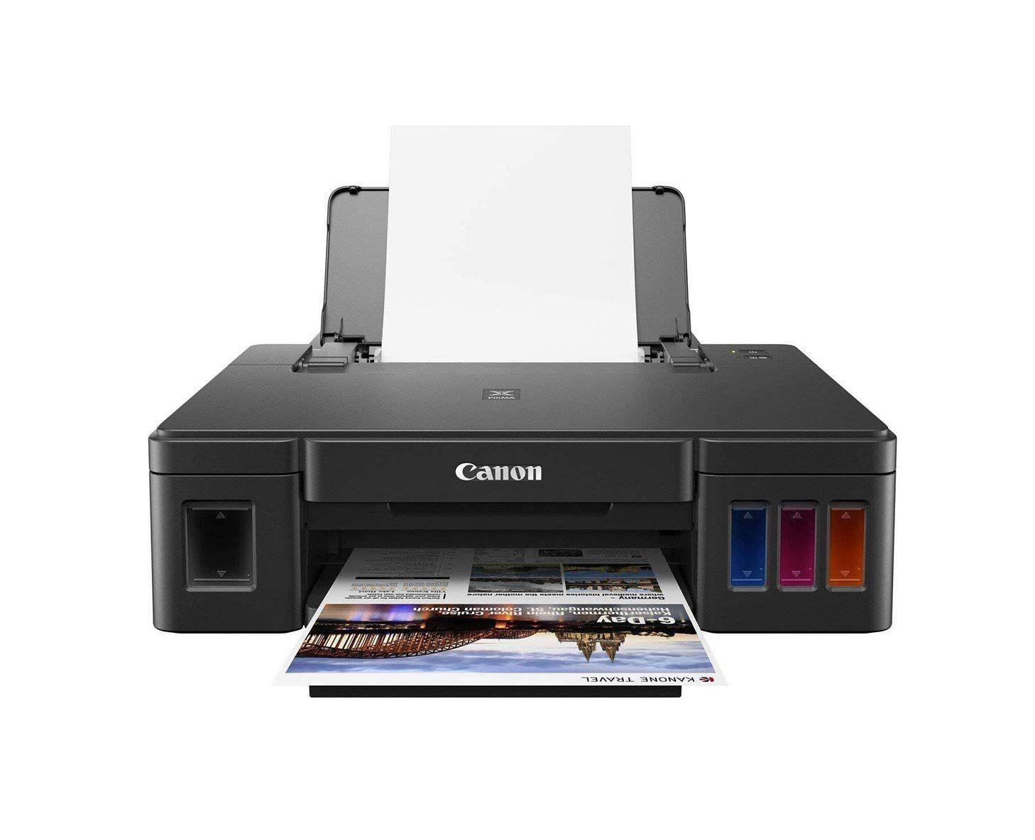 Máy in phun đa chức năng Canon pixma G3010 uy tín tại toannhan.com