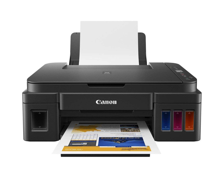 Máy in phun đa chức năng Canon pixma G2010 giá rẻ tại quận 3