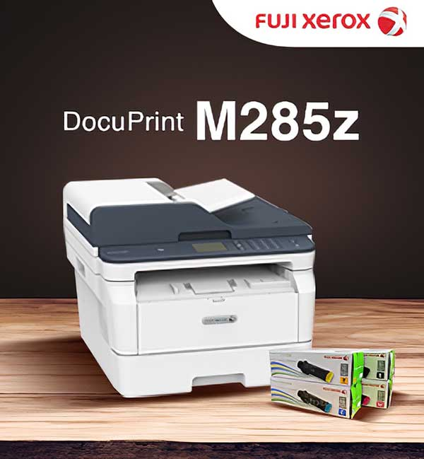 Đánh giá máy in Xerox M285Z