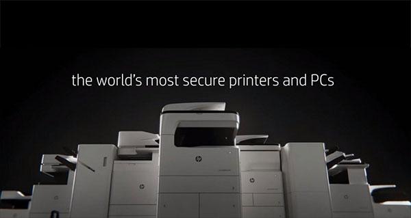 Bảo mật in ấn với HP đa chức năng