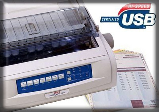 máy in kim OKI ML-791
