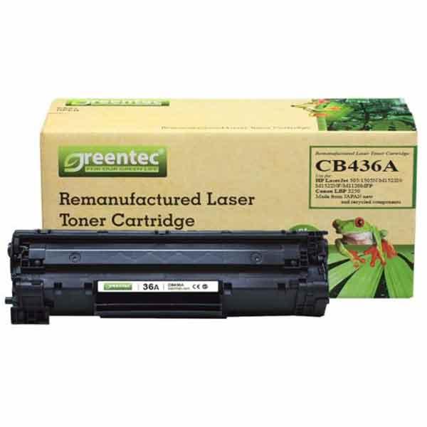 Đánh giá Mực in Greentec Hp 36A