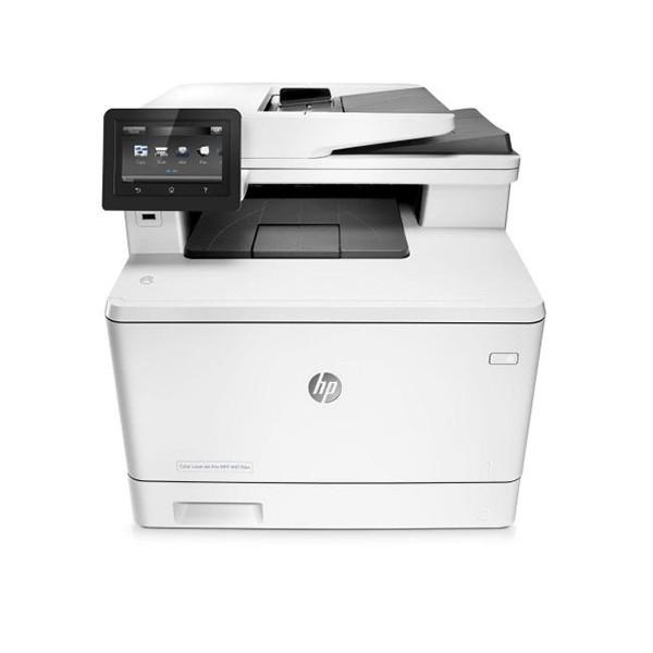 Đánh giá HP LaserJet Pro MFP M281FDW