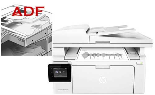 Khay giấy máy in HP M130FW