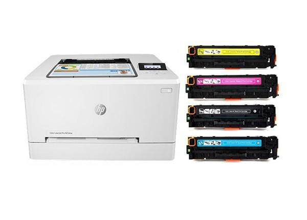 Đánh giá máy in laser màu HP