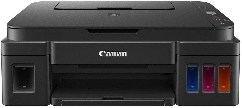 Máy in phun đa chức năng Canon pixma G2010 thương hiệu uy tín tại Tp. HCM