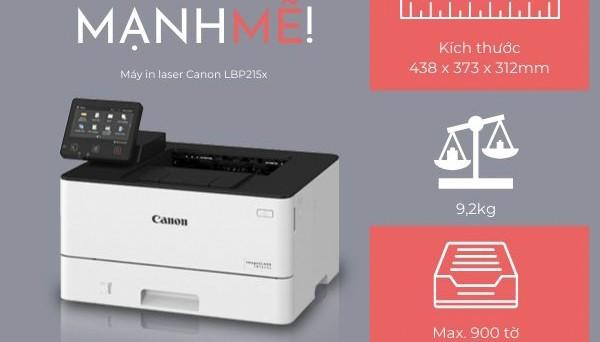 Máy in laser Canon LBP215X