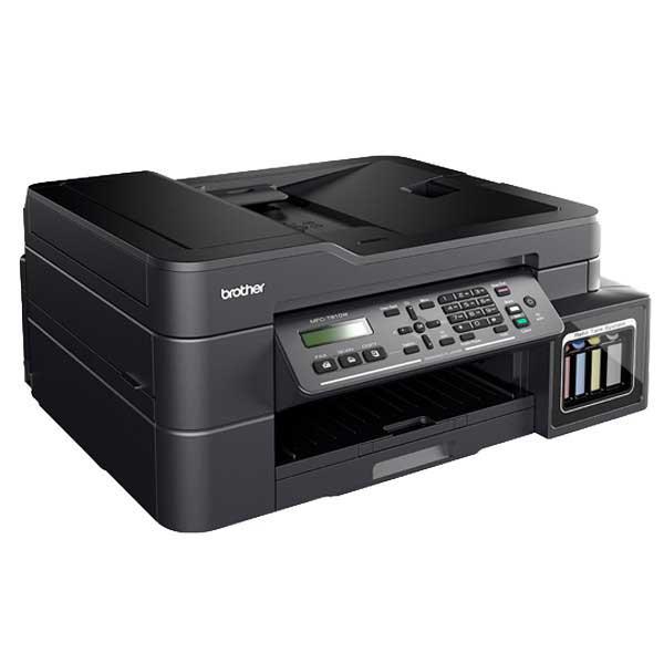 Đánh giá máy in Brother MFC-T810W
