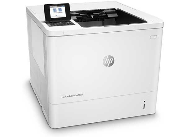 Máy in HP M607DN