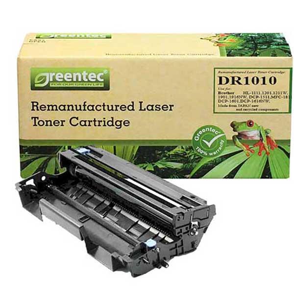 Đánh giá mực in Greentech Dr1010