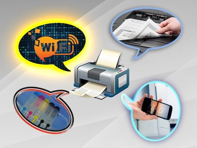 Máy in văn phòng còn tích hợp thêm một số tính năng mở rộng rất tiện lợi cho người sử dụng