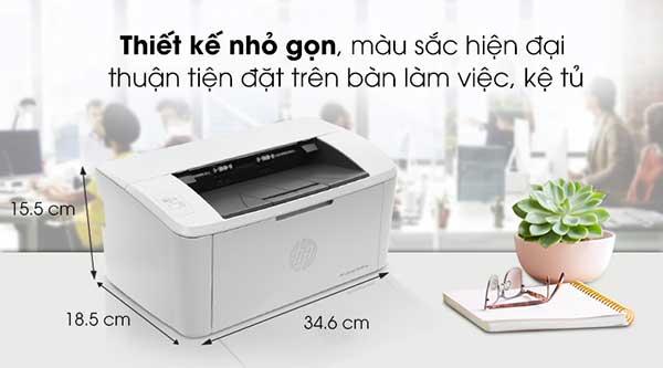Máy in có những tính năng in ấn vượt trội - Hp M15A