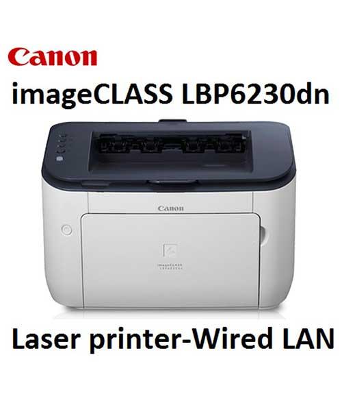 Canon LBP6230DN tích hợp công nghệ hiện đại